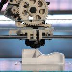 Servicio Impresion 3D online. Foto de Impresora 3D en funcionamiento.