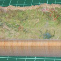 Mapas topográficos en 3D