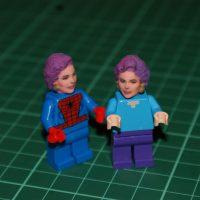 Cabezas Lego Personalidadas, con la que podrá realizar su minifigura lego personalizada custom