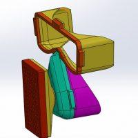 Prototipo Mascara coronavirus impresa en 3D